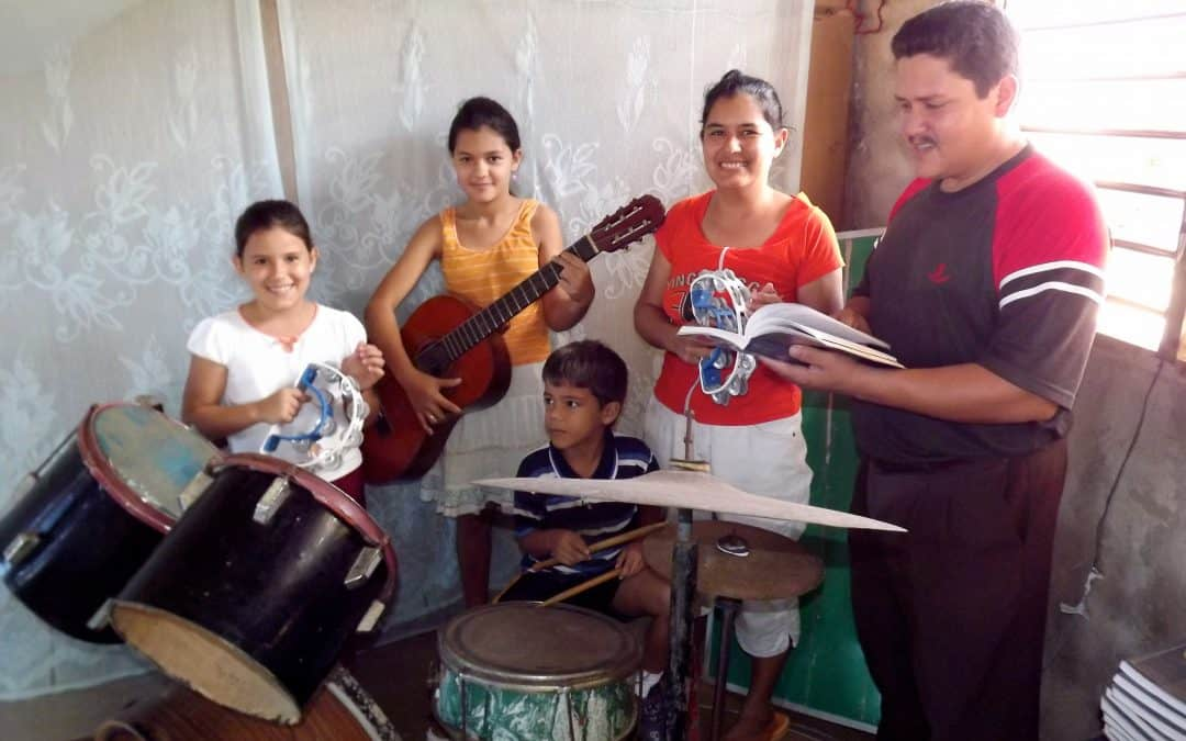 Esperanza Update: Sharing Hope with the People of Cuba